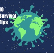 10 COVID-19 Survival Tips for Feeling Worried or Stressed