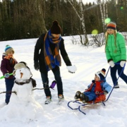 The 12 Days of Health and Wellness: Day 9, Enjoy Winter Activities